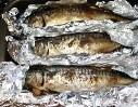 готовая рыба из духовки