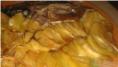 запеченная с картофелем