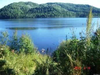 озеро убинское рыбалка