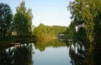 рыбалка в Никитском