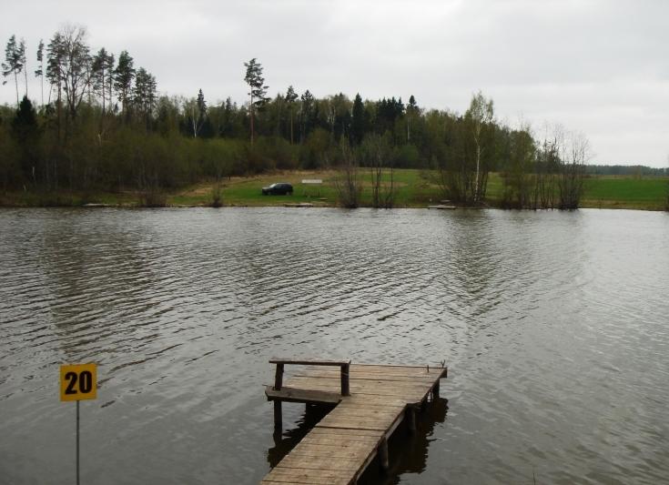 рыбалка шаховской район львовские пруды