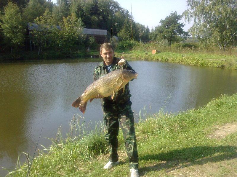 рыбалка в московской области форум