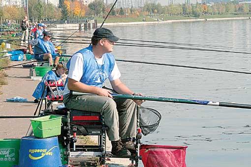 спортивная рыбалка это википедия