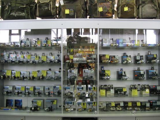 рыболовный магазин на авиаторов