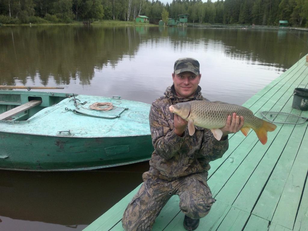 рыбалка по ярославке