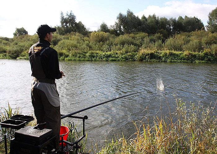 места для летней рыбалки