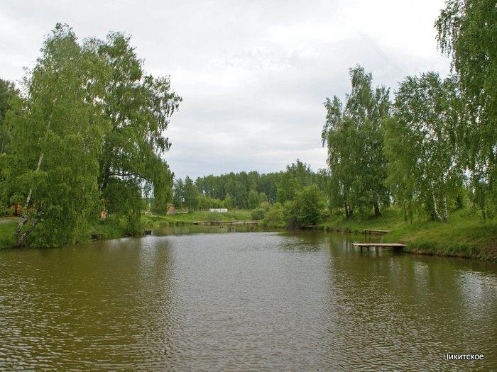 рыбалка рязанское шоссе