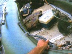 правильная эксплуатация лодки пвх