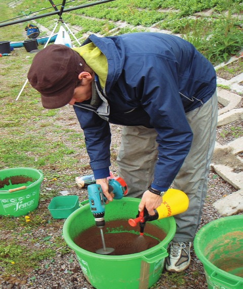 прикормка для речной рыбы на перловку
