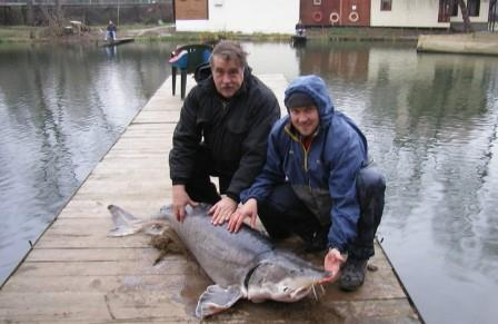 Рыбалка на сенежском озере