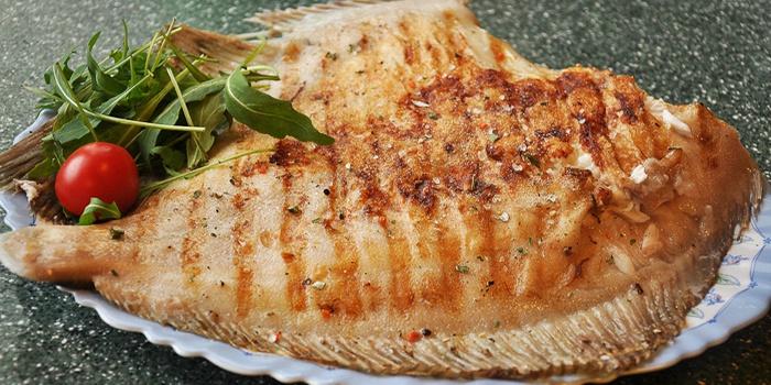 камбала жареная на сковороде рецепт с фото пошагово