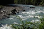 Рыбалка на горной реке