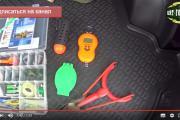 стоп кадр из видео фидерные снасти