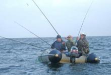Русская рыбалка на Финском заливе