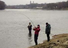 рыбалка в Подмосковье в ноябре