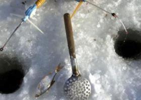 рыбалка в Подмосковье зимой