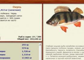 онлайн игра русская рыбалка