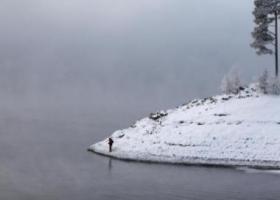 Спиннинг зимой