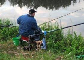26 июля. Рыбалка на Москва-реке
