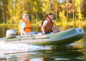 лодки Викинг