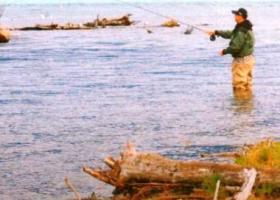 Рыбалка на чавычу на камчатке