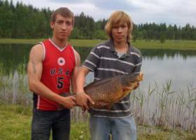 Платная рыбалка в Ленинградской области