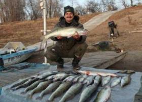 Рыболовная база Золотая Дельта