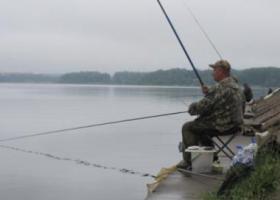 Озеро Сенеж: отчет о рыбалке