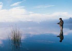 Рыбалка в апреле в Ленинградской области