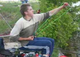 Рогатка для рыбалки
