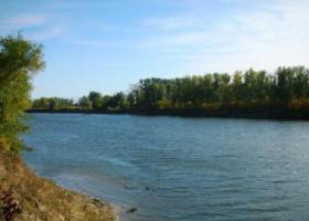 Река Ахтуба