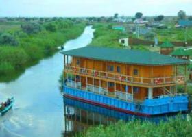 база на реке