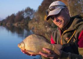 Рыбалка на реке пехорка