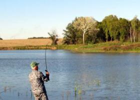 рыбалка в Каширском районе Московской области