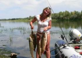 рыбалка в августе на Ахтубе