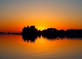Река Кама, фото