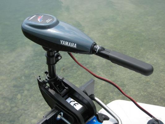 Куплю електромотор для лодки