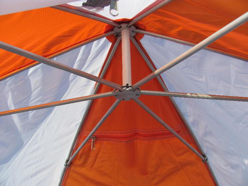 Как сделать палатку для рыбалки 351