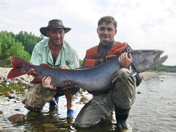 любительская рыбалка в хабаровском крае