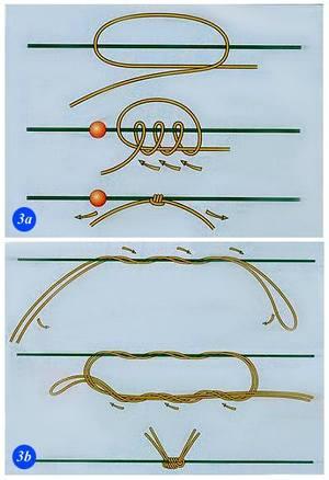 Вяжем скользящий узел