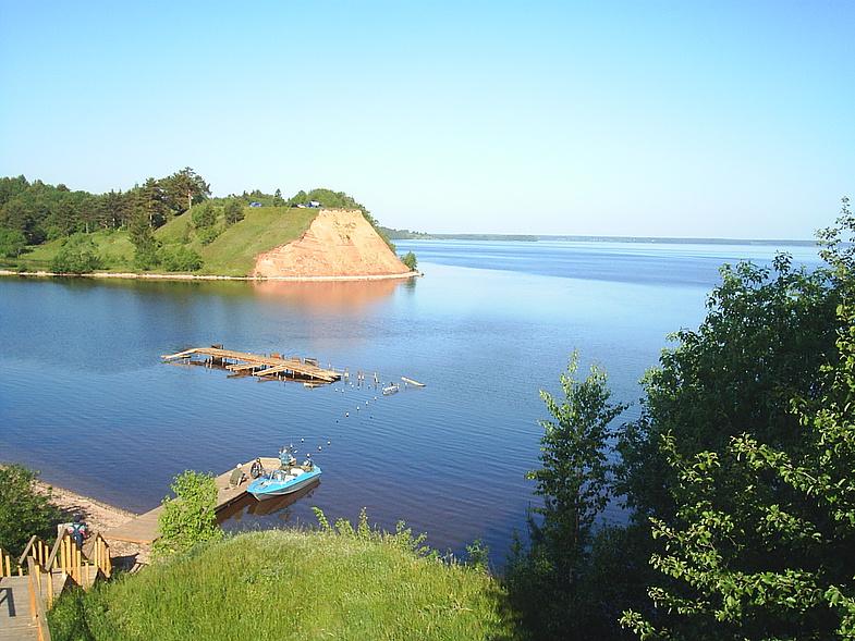 что, фото горьковского моря в нижегородской области нет
