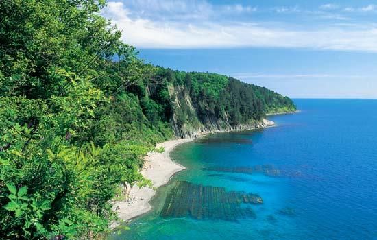 Лучшие пляжи черноморского побережья краснодарского края